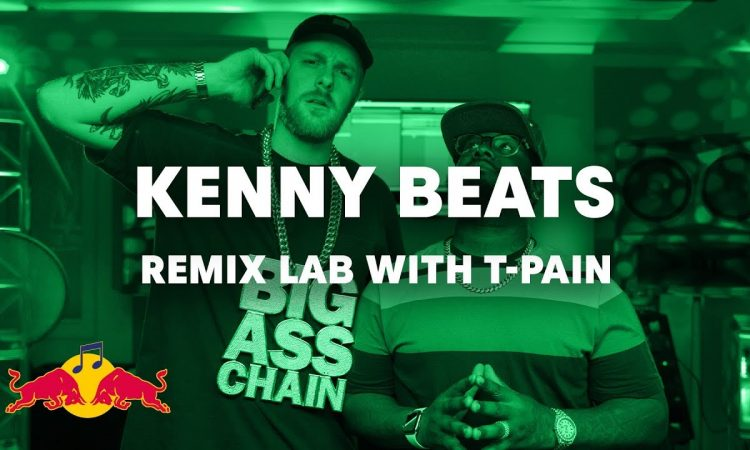 Kenny Beats - Remix Lab with T-Pain   Red Bull