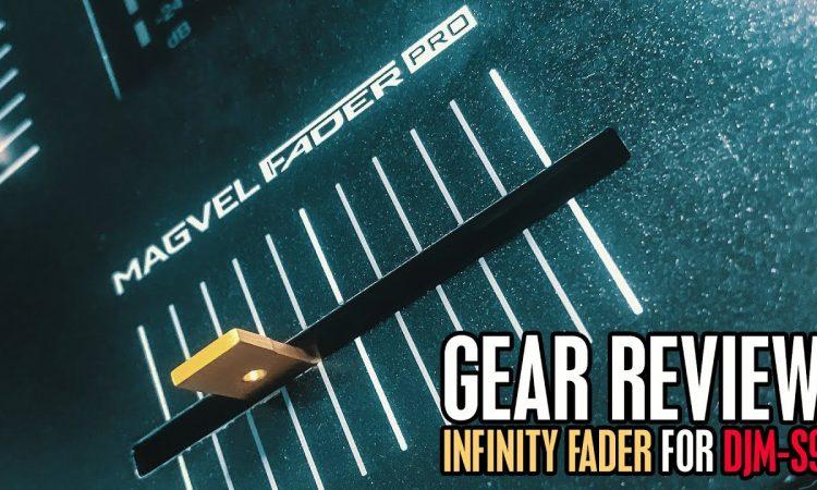 Infinity Fader DJM-S9 - Gear Review | Pro Yon Joni