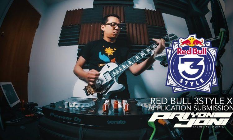 Red Bull 3Style X 2019 - Pri yon Joni Application Submission |  Pri yon Joni