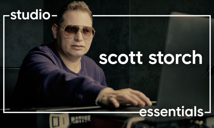 Scott Storch (50 Cent, Dr. Dre) shows what you need to make a hit   SPLICE