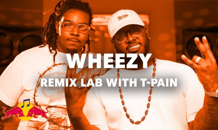 Wheezy and T-Pain Remix Meek Mill ft. Drake - Going Bad   Red Bull Remix Lab