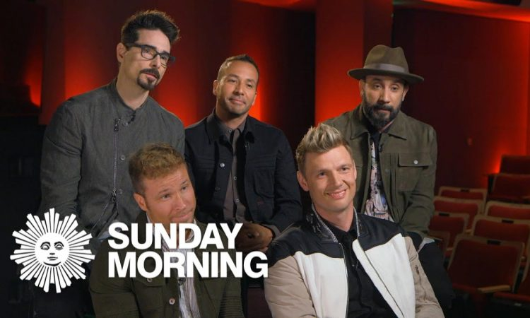 Backstreet Boys-mania | CBS