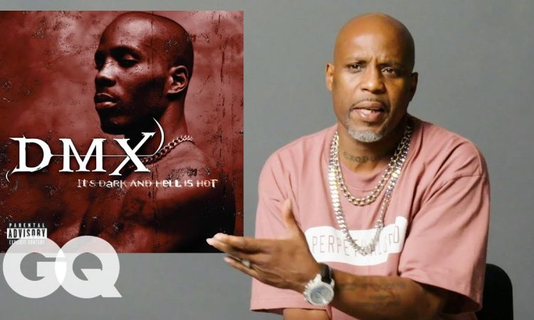 DMX Breaks Down His Most Iconic Tracks   GQ