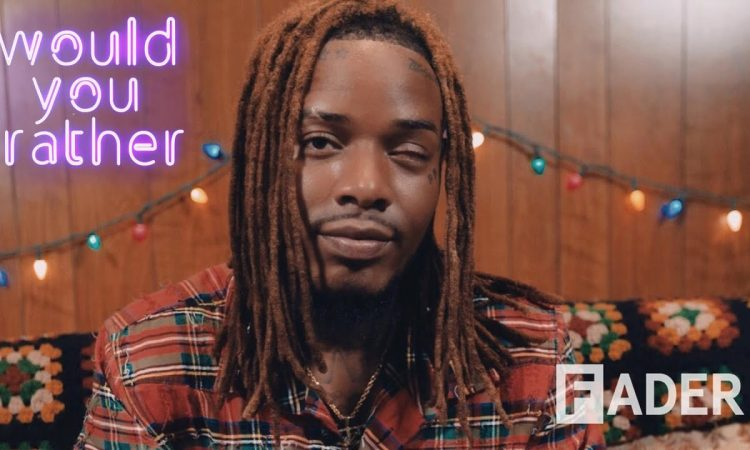 Fetty Wap creates his own parade in Paterson in 'Would You Rather' | The Fader