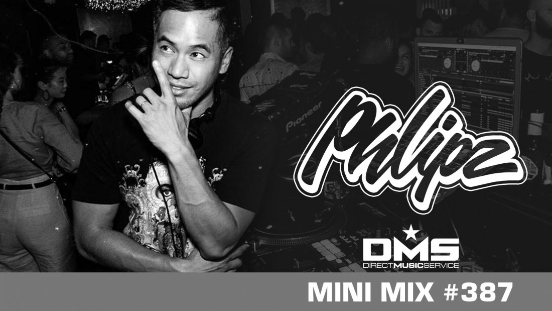 DMS MINI MIX WEEK #387 DJ PHLIPZ