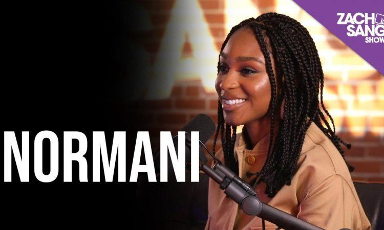 Normani Talks Motivation, Ariana Grande & New Music | ZACH SANG