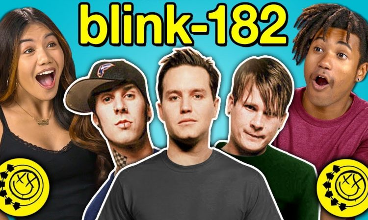 Teens React To blink-182   FBE