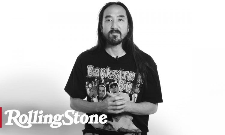The First Time: Steve Aoki | Rolling Stone