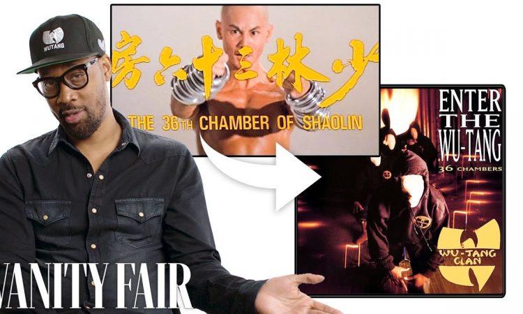 Wu-Tang's RZA Breaks Down 10 Kung Fu Films He's Sampled   Vanity Fair