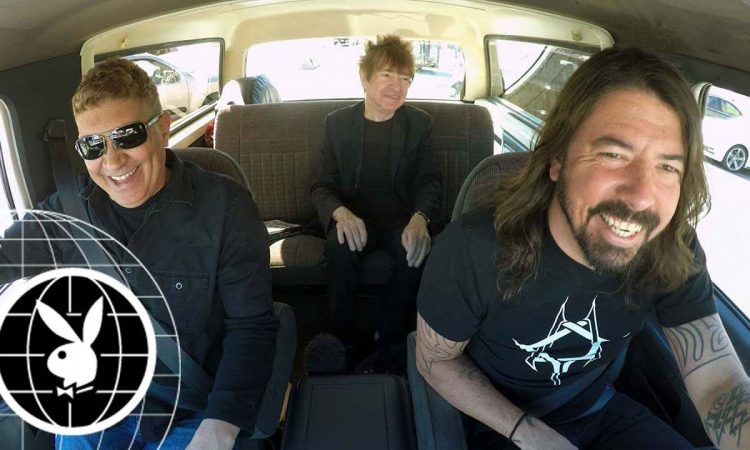 Join Dave Grohl and Pat Smear As They Visit L.A.'s Holiest David Bowie Sites