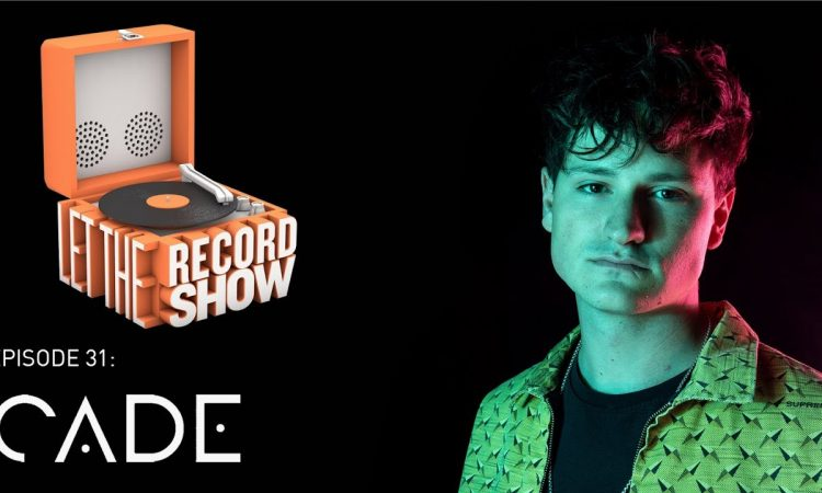 Let the Record Show Ep. 31: CADE Interview