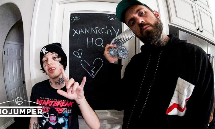 Lil Xan's House Tour: What His Life is Really Like Now | No Jumper