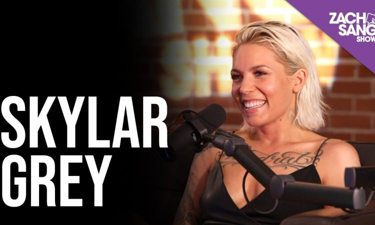 Skylar Grey Talks Angel with Tattoos, Writing for Celine Dion & Rihanna | Zach Sang