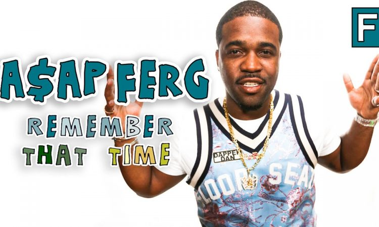 A$AP Ferg's night at the VMAs with A$AP Yams | Remember That Time | The Fader