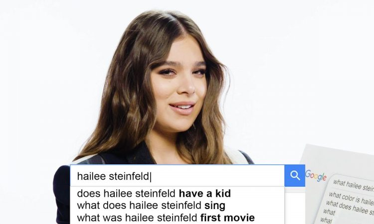 Hailee Steinfeld Answers the Web's Most Searched Questions | WIRED