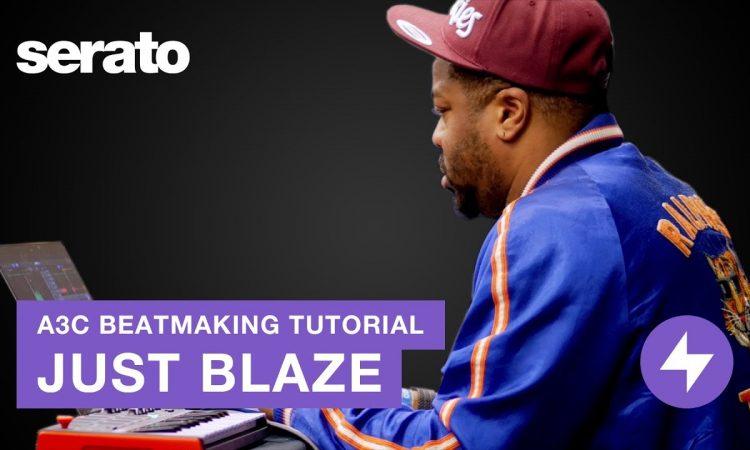 Just Blaze Breaks Down His Beats at A3C | Serato Studio