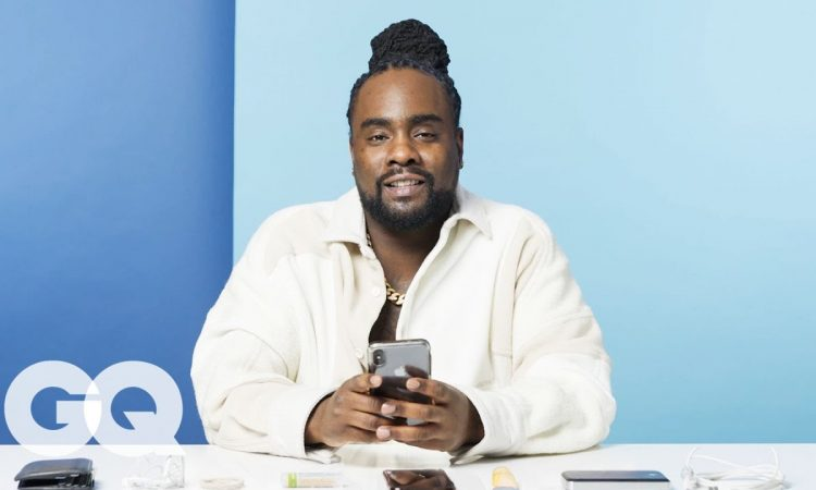 10 Things Wale Can't Live Without | GQ