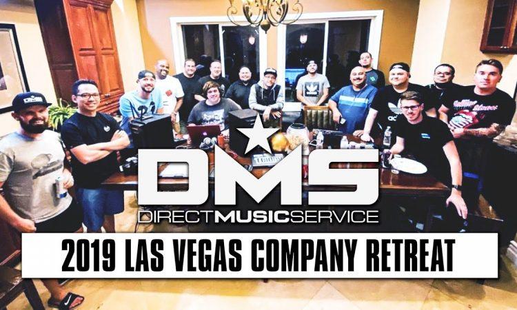 DMS Las Vegas Retreat 2019 | with Chris Cox & MasterChef DJ Shaun O'Neal | Pri yon Joni
