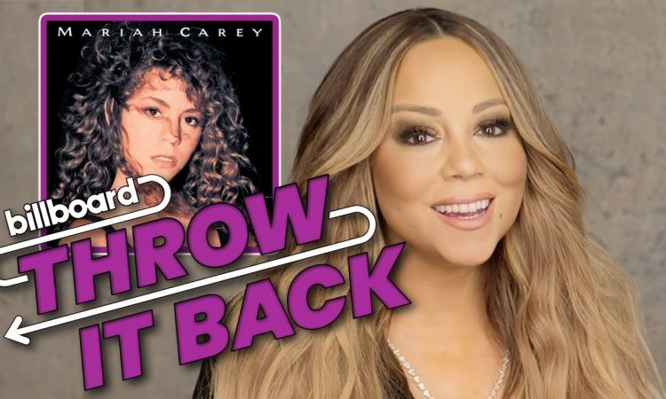 """Mariah Carey Reacts to """"All I Want For Christmas Is You,' 'Obsessed' & More 