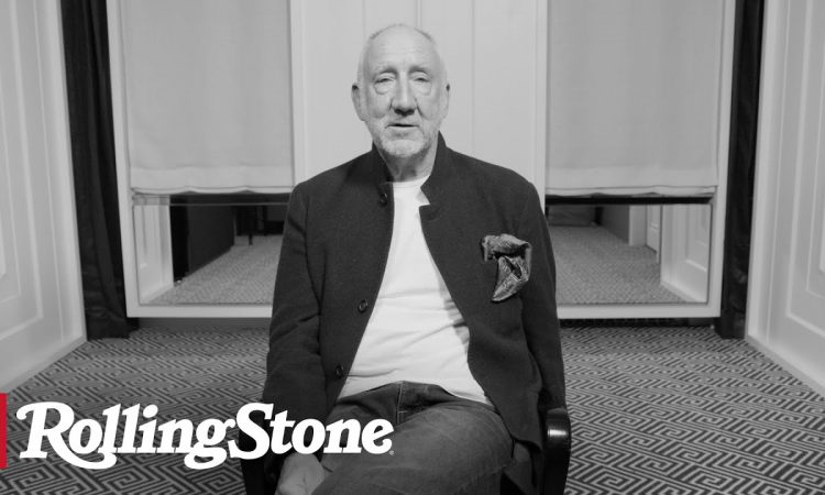 The First Time: Pete Townshend | Rolling Stone