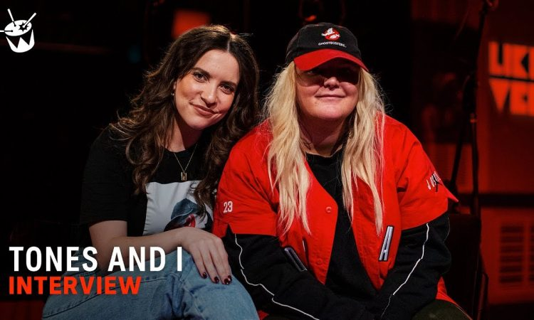 Tones And I Interview - How 'Dance Monkey' changed her life and Like A Version