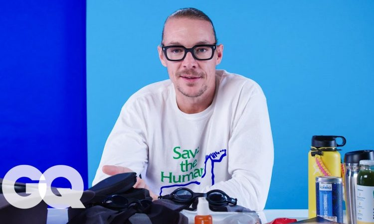 10 Things Diplo Can't Live Without | GQ