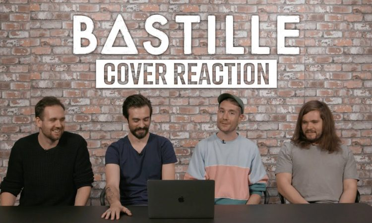 Bastille React To Fan Covers | ChannelAid