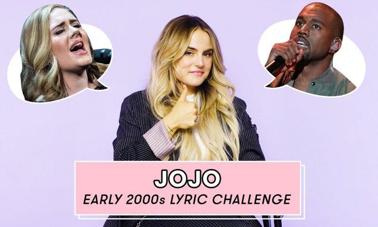 JoJo Sings Britney Spears, Alicia Keys, and More   Lyric Challenge