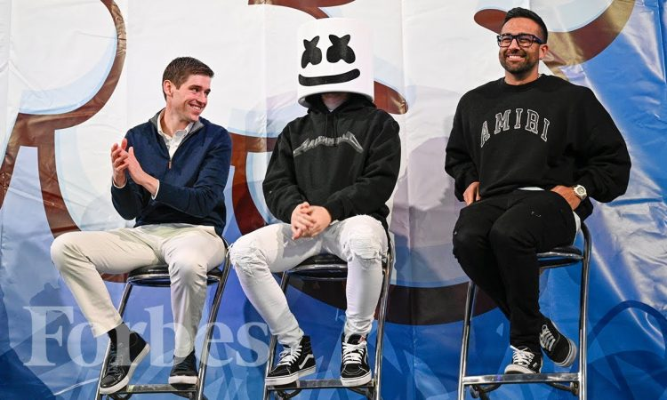 Marshmello x Stuffed Puffs: Inside The DJ's Equity Deal With Popular Marshmallow Company | Forbes