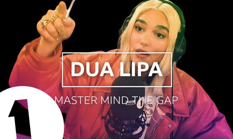 DUA LIPA POP QUIZ #FAIL | BBC RADIO 1