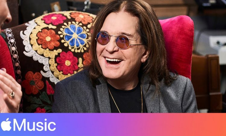 Ozzy Osbourne: Working with Post Malone and Elton John (Part 1) | Apple Music