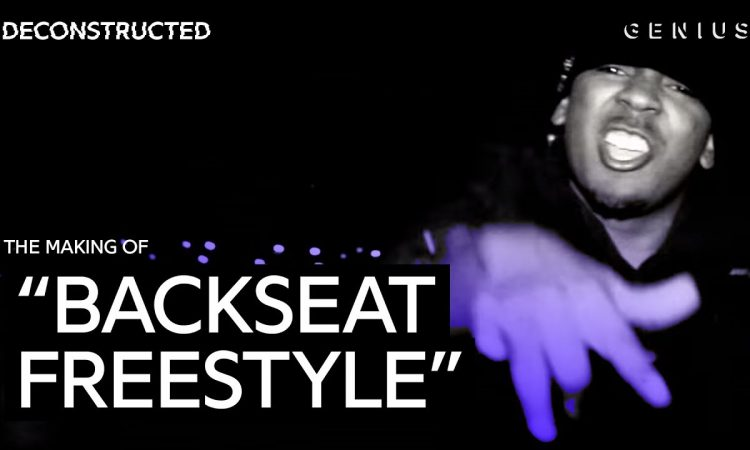 """The Making Of Kendrick Lamar's """"Backseat Freestyle"""" With Hit-Boy 