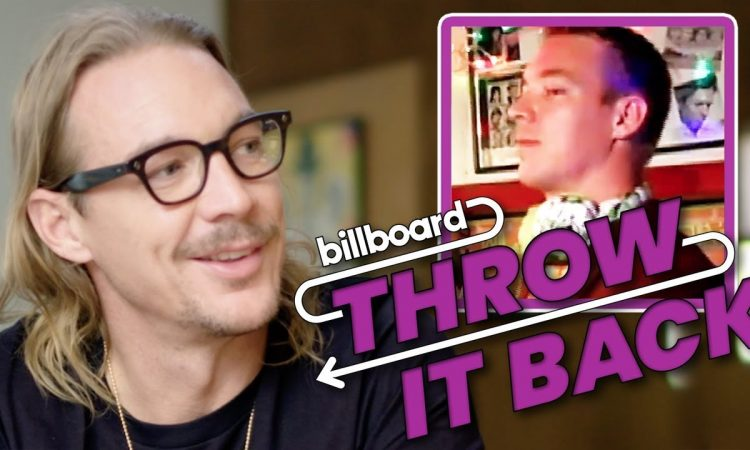 Diplo Reacts To Working With Madonna, Performing With Justin Bieber & More | Throw It Back