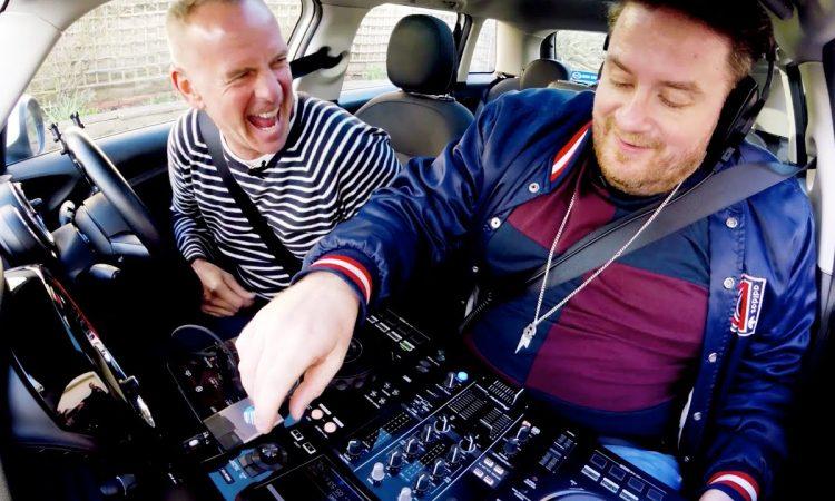 Fatboy Slim & Eats Everything - Carpool DJs - 'All The Ladies' Mash-Up