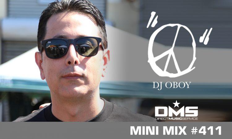 DMS MINI MIX WEEK #411 DJ OBOY