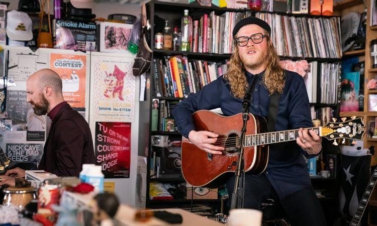 Allen Stone: NPR Music Tiny Desk Concert