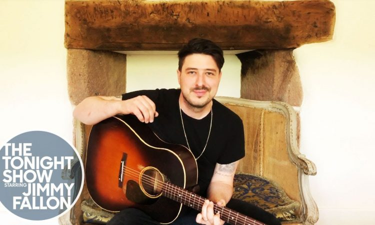 Marcus Mumford: Lay Your Head On Me (Tonight Show: At Home Edition)