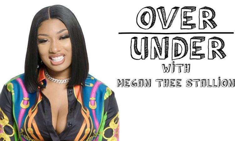 Megan Thee Stallion Rates Dating Apps, Dubbed Anime, and Texas Toast | Over/Under