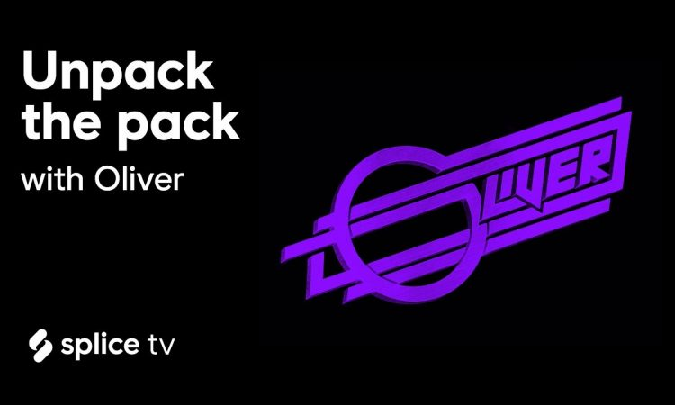 Oliver creates a track live using his new pack: Power Tools Vol. 2 (SpliceTV)