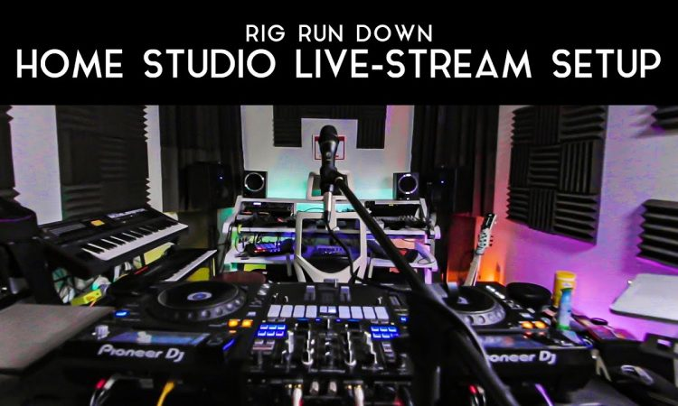 Rig Rundown | Home Studio Live-Stream Setup | Pri yon Joni