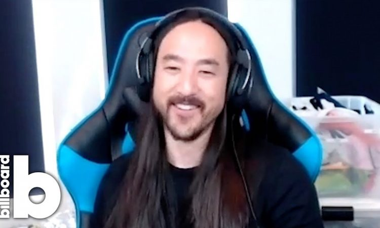 """Steve Aoki Explains Why Now is """"Perfect"""" Time to Release 'Neon Future IV' 