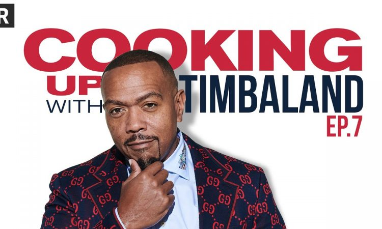 Timbaland Shows His New Home Studio, The Beatclub HQ   Cooking Up With Timbaland