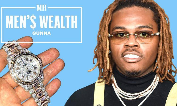 Gunna on The Worst Money He's Ever Blown   Men$ Wealth   Men's Health