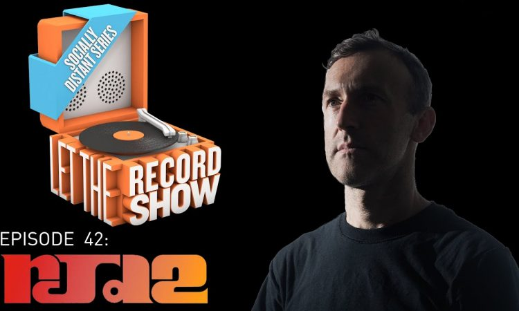 Let the Record Show Ep. 42: RJD2 (Interview)