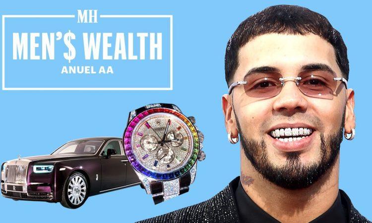 Anuel AA on The Worst Money He's Ever Blown | Men'$ Wealth | Men's Health