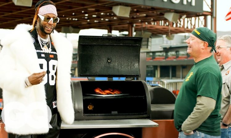 2 Chainz Out the Most Expensivest Grill   Most Expensivest   GQ & VICE TV