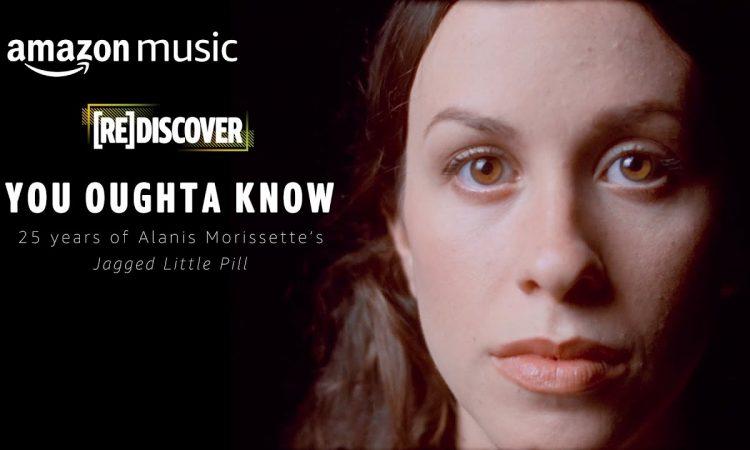 "Alanis Morissette's ""Jagged Little Pill"" Mini-Documentary | Amazon Music"