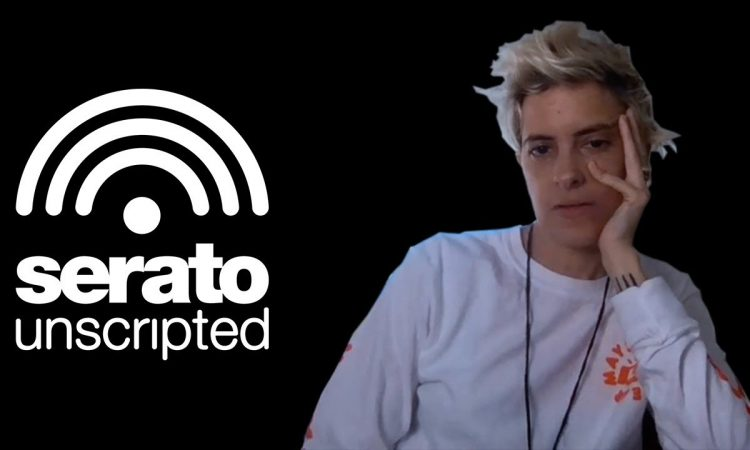 Samantha Ronson on DJ AM, alcoholism and embracing live-streaming | Serato Unscripted