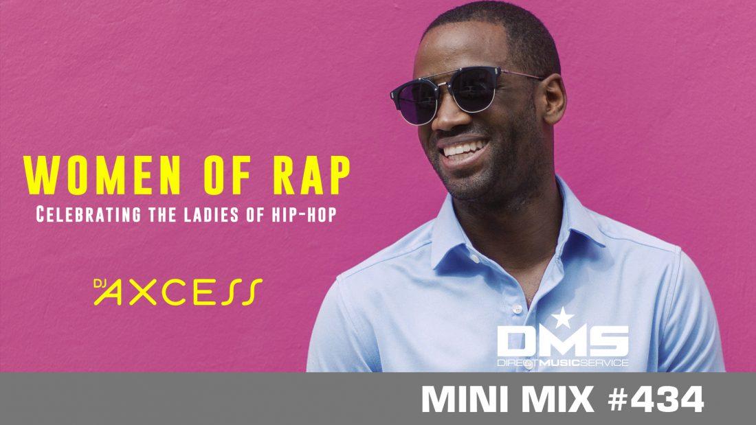 DMS MINI MIX WEEK #434 DJ AXCESS