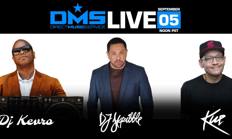 DMS LIVE STREAM FT. DJ KEVRA, DJ KUE, & DJ SKRIBBLE
